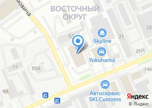 Компания «ЗООСПЕКТР» на карте