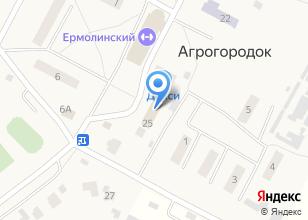 Компания «Полено» на карте