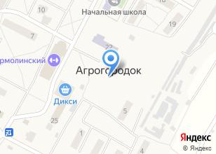 Компания «ПКФ Красный Октябрь» на карте
