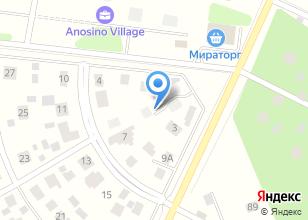 Компания «Русская деревня-2» на карте