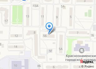 Компания «Магазин рыболовных товаров на Шлыкова» на карте