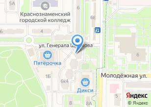 Компания «Модный дворик» на карте