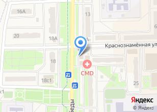 Компания «Зарина» на карте