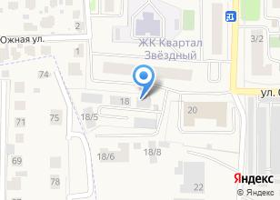 Компания «Стиль-1» на карте