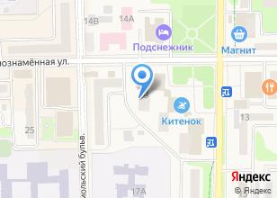 Компания «Cinema» на карте