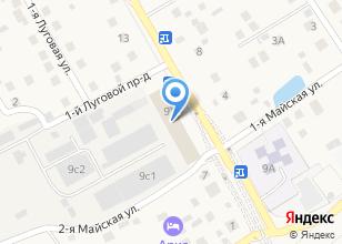 Компания «Ингул-Н» на карте