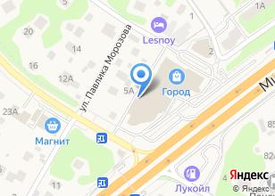 Компания «Фонтан» на карте