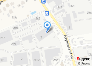 Компания «GreenBuildTrade торговая компания» на карте