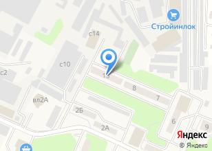 Компания «АрхТехГрупп» на карте