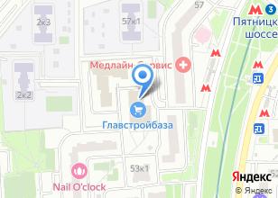 Компания «ВИП-кирпич» на карте