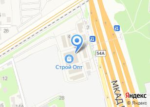Компания «Все-Смеси.Ру» на карте