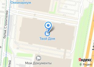Компания «Марко-Пул» на карте