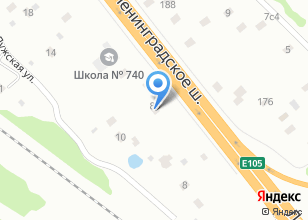 Компания «Стиль Строй» на карте