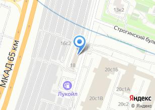 Компания «Теплопойнт» на карте