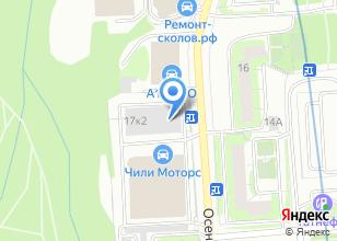 Компания «Интернет-магазин джинсов» на карте