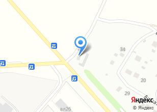 Компания «Акри» на карте