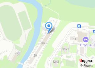 Компания «Стримтекс» на карте