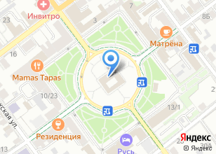 Компания «Терехунь» на карте