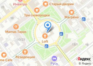 Компания «КиФС» на карте