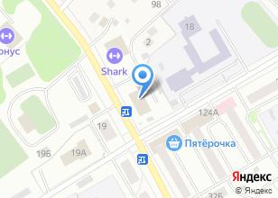 Компания «Лён и Хлопок» на карте