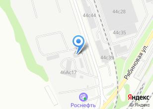 Компания «СитиГласс» на карте