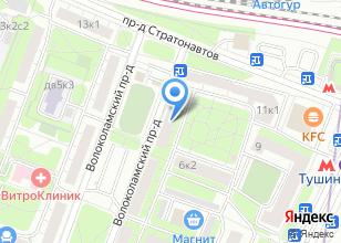 Компания «Semotion» на карте