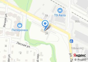 Компания «Город N» на карте