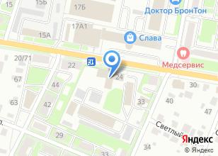 Компания «Провод» на карте