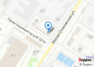 Компания «ГК ВегаДомСтрой» на карте