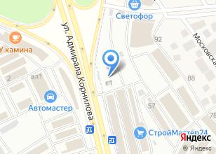 Компания «ЛесАльянс» на карте