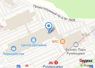 Компания «Продоптторг - оптовая торговля продуктами питания» на карте
