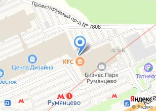 Компания «City Porte» на карте