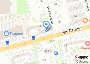 Компания «Ro`yal» на карте