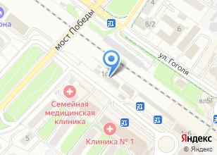 Компания «Алмаз-Эксперт» на карте