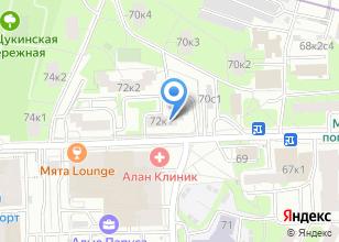 Компания «МЕХОВОЙ САЛОН-АТЕЛЬЕ OLEDE» на карте
