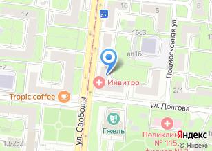 Компания «Каприз-ТМ» на карте