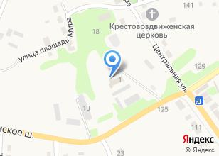 Компания «Пожарная часть №52» на карте