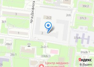 Компания «Техцентр Двигатели» на карте