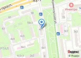 Компания «Магазин специй и сухофруктов на Кременчугской» на карте