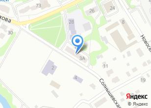 Компания «Промэкотех» на карте