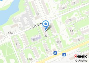 Компания «Бюро путешествий» на карте
