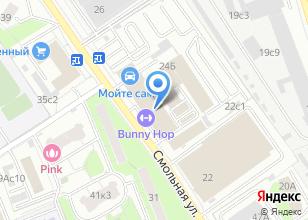 Компания «РемФаст» на карте