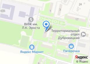 Компания «СТРОЙТОРГ» на карте