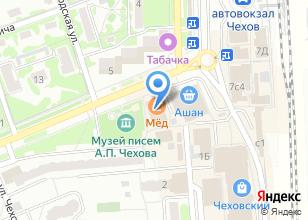 Компания «Стиль & Дом» на карте