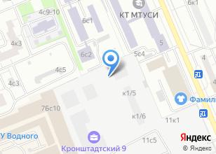 Компания «Сталь-Проф» на карте