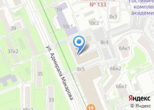 Компания «Феруза Лайн» на карте