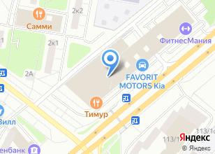 Компания «Barline» на карте
