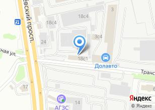 Компания «Сантехарматура» на карте