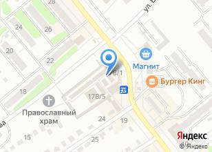 Компания «Мебель по карману» на карте
