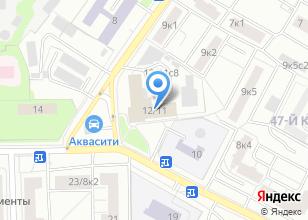 Компания «Аларис Строй» на карте